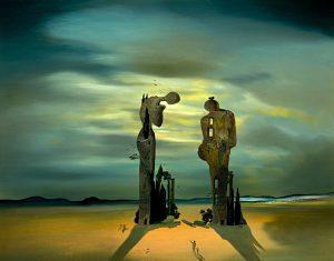 ミレーの晩鐘の古代学的な回想