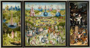 ボッシュの三連祭壇画